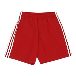 Adidas Men#x27;s Red Climalite Condivo Training Shorts $19.99