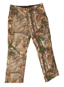 Men#x27;s Thinsulate Insulated Camo hunting Water Resistant Pants Realtree Xtra