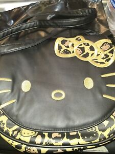 Hello Kitty Black Crossbody Loungefly Purse