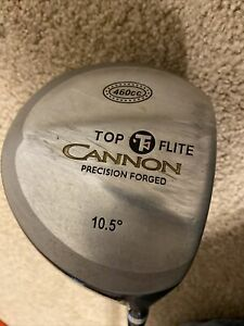 *Top Flite Cannon Precision Forged 10.5* Right Handed Men#x27;s #1 Driver