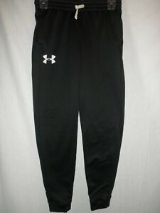 NWT Boys Armour Fleece® 1.5 Solid Joggers 1326825 colors amp; sizes $26.95