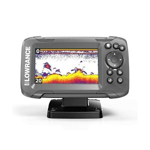 Lowrance HOOK2 4X 4 inch Fish Finder Gps Only No Mapping $118.99