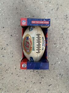 Tampa Bay Buccaneers Super Bowl 7 Inch Football Limited Edition 50000 $30.39