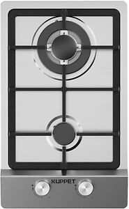 12quot; Gas Cooktop Gas Stove Cooktop with 2 Sabaf Sealed Burners Cooktop Gas Hob $99.99