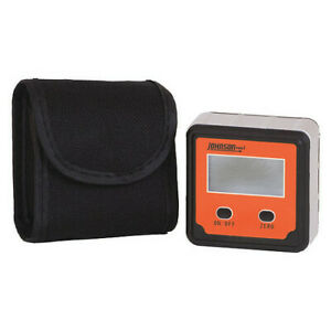 Johnson 1886 0000 Digital Angle FinderMagnetic2 Button $32.86