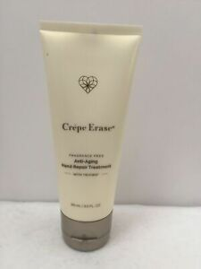 Crepe Erase Anti aging Hand Repair Treatment Fragance Free 3 Oz. NEW $9.95