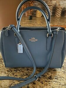 Coach Purse and Matching Accessories