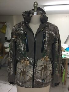 Scent Blocker Apex Hunting Jacket and Pants Size M