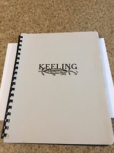 Information On Evolution Of Keeling Vintage Lures By Author 84 Pages