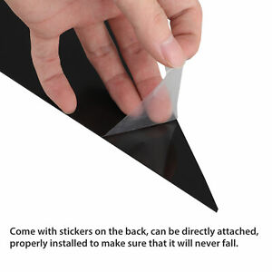 3D Mirror Tree Art Removable Wall Sticker Acrylic Mural Decal Home Room Decor US $7.43