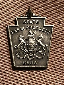 """1940 PENNSYLVANIA """"STATE FARM PRODUCTS SHOW"""" STERLING AWARD $6.99"""