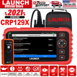 LAUNCH CRP129X OBD2 Scanner FULL Diagnostic Tool Oil EPB TPMS Reset Code Reader $229.00