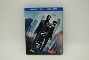 TENET BLU RAY DVD DIGITAL WITH SLIPCOVER NEW FREE SHIPPING $12.99