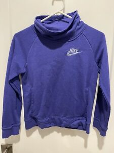 Nike Girls Funnel Neck Sweatshirt $10.00