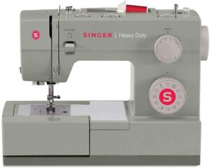 Singer Heavy Duty 4452 Sewing Machine 32 Built In Stitches $159.50