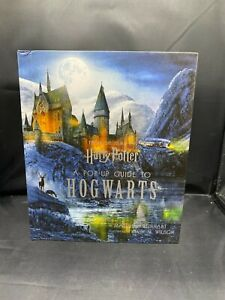 HARRY POTTER A POP UP GUIDE TO HOGWARTS BOOK