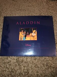 Disney#x27;s Aladdin Collection 6 Lithograph Set New Sealed $12.00