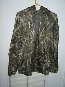 NWOT MENS REALTREE CAMMO HOODIE HUNTING SIZE XL