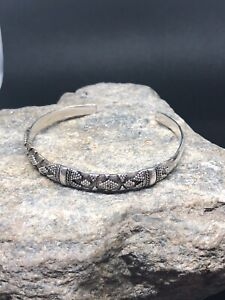 Saga Viking Bracelet Sterling Silver Norway Norwegian