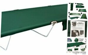 TriLite Cot Camping cots for Adults Portable cot Single 1