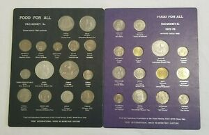 Lot 2 Panel 3A limited 2000 4A FAO FOOD FOR ALL Agriculture United Nations $324.99