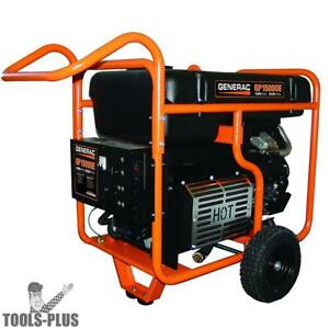 Generac 5734 Portable Generator GP15000E 15000 Watt 49 State Electric Start New