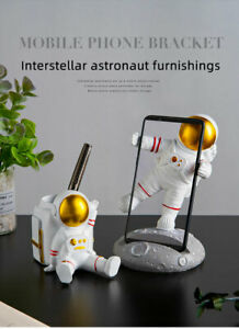Creative decor figure astronaut decoration ornaments home modern statues $25.55
