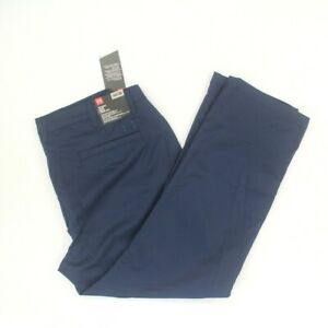 Under Armour Golf Pants Straight Stretch Blue Mens Size 40 x 30 Loose $65 NEW $39.99