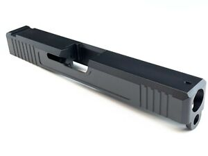 G19 9mm Slide Custom Barrel NO SIGHTS Made for the Glock 19 and PF940C $219.00