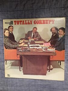 The Dial A Poem Poets. Totally Corrupt Record