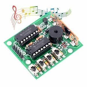 WHDTS DIY Electronic 16 Music Sound Box DIY Kit Module Soldering Practice Lea... $17.15