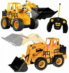 Remote Control Construction Toys Toy Tractor Loader Electric Toys For Boys Age 7 $54.92