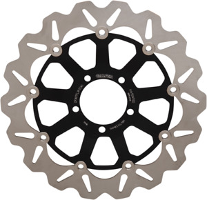 Galfer Front Right Laser Cut Stainless Steel Wave Brake Rotor DF817CWD $315.40