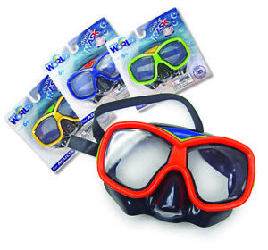 Underwater Diving Goggles Swimming Scuba Half Face Glasses Anti Fog For Adults $9.95