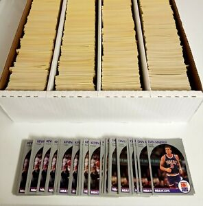 1990 91 Hoops Basketball Cards Complete Your Set U Pick #s 1 220 Nm Mint $1.29