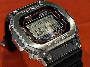 New Full Metal Square Custom 5610 Series Bezel To Fit Casio G Shock and more.... GBP 45.00