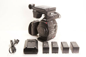 Canon C300 Camcorder Body EF Mount 90 Day Warranty $1500.00