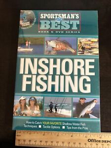Sportsman#x27;s Best Inshore Fishing Book and DVD