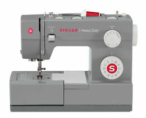 Singer 4432 Heavy Duty Sewing Machine 32 Built In Stitches Refurbished $149.80