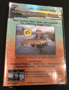 Advanced Streamer Fishing with Kelly Galloup Fly Fishing DVD