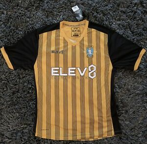2017 18 Sheffield Wednesday Away Jersey Elev8 M L New with Tags $60.00