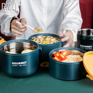 Lunch Box Food Bento Container Portable Box Food Heater Bento Warmer Container