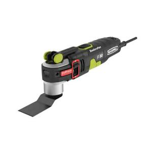 Rockwell Oscillating Tool Two Angle Corded Tool 4.2 Amp F80 DuoTech Sonicrafter $132.99