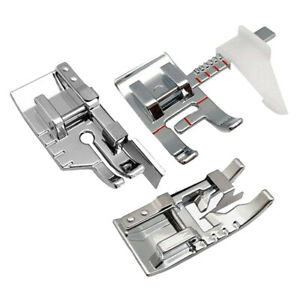 Adjustable Ruler Guide Sewing Machine Presser Foot for Channel Quilting $7.94