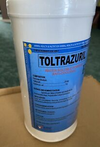 1 Kg of Toltrazuril Best for Curing Chickens Already Infected with Coccidiosis.