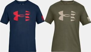 Under Armour Men#x27;s UA Freedom Tonal Athletic Graphic BFL T Shirt 1333367