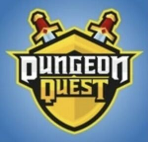 Roblox Dungeon Quest Fast Quick 10 Carries Legendary 200M Gold CHEAP