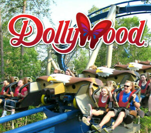 DOLLYWOOD TICKET SAVINGS PROMO A DISCOUNT TOOL SAVES $29 per ADULT TICKET