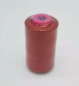 1 Big Spool RUST Color Serger Sewing Machine Thread 6000 YDS Cone T27 S2 Quality $7.99