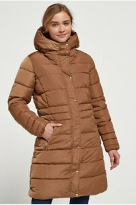 BNWT NEXT LADIES COAT PADDED TAN camel beige colour SIZE 14 IDEAL GIFT GBP 37.99